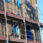 Sanierung Schulgebäude