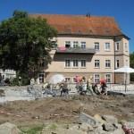 BASEG Baustelle Schloss