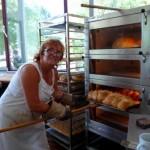 Unsere Küchencrew – unterstützt von Gasthelfern und Tempelhofern - vollbrachte ein Meisterwerk, indem sie täglich für 250 Menschen köstliche Mahlzeiten zubereiteten.