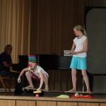 Schulfest Spiel und Spaß