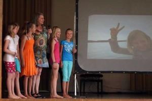 1.-Schulfest-Segeltörnpräsentation