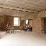 Renovierung des SchlossCafés