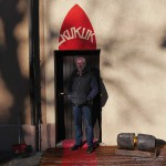 Auf rotem Teppich in unser Kukuk - Kunst und Kultur in unserer ehemaligen Kapelle von und mit Werner, Claus & Co.