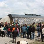 Das erste Earthship Deutschlands konnte nach rund einem Jahr im August dank vieler Helfer und zahlreichen Spenden eröffnet werden.