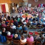 Im September dann das Festival für Musik und Lebensfreude – inzwischen für viele  Freunde und Gäste eine feste Größe im Programm unseres Seminarhauses.