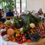 …die all` diese wunderbaren gesunden Nahrungsmittel erzeugen ließen-