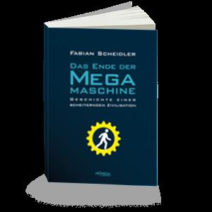 Buchcover-Megamaschine