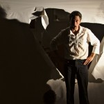 Papiertheater mit dem Künstler Johannes Volkmann