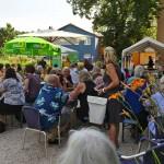 Sommerfest der Grünen vom LK Schwäbisch Hall am Tempelhof