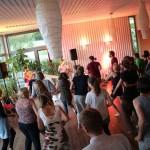 """Die Band """"Aero-Dice – Organic Beats"""" sorgt für super Stimmung"""