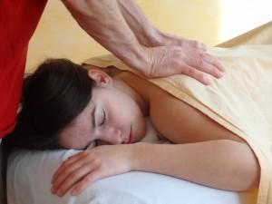 Massage und Koerperbewusstsein
