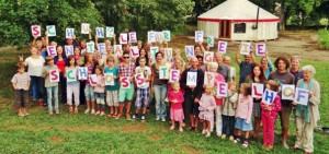 2013 – Die Schule ist startklar, zwei Tage vor Schuljahrsbeginn kommt die Genehmigung